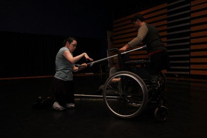 Danza para discapacitados