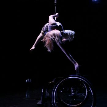 bailarina irlandesa Tara Brandel coreografia