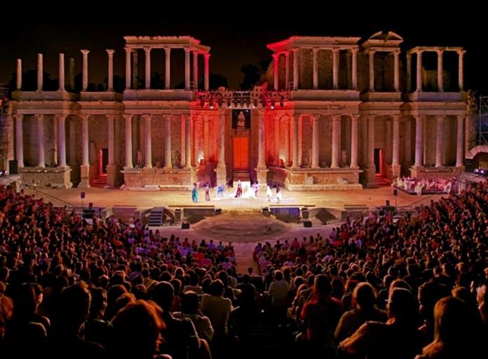 Festival de Teatro de Mérida España