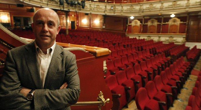 Enrique Fayos director del Teatro Olympia de Valencia
