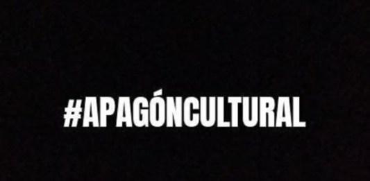 #ApagónCultural Apagón Cultural