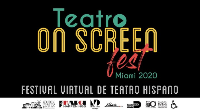 Festival Virtual de Teatro Hispano Miami