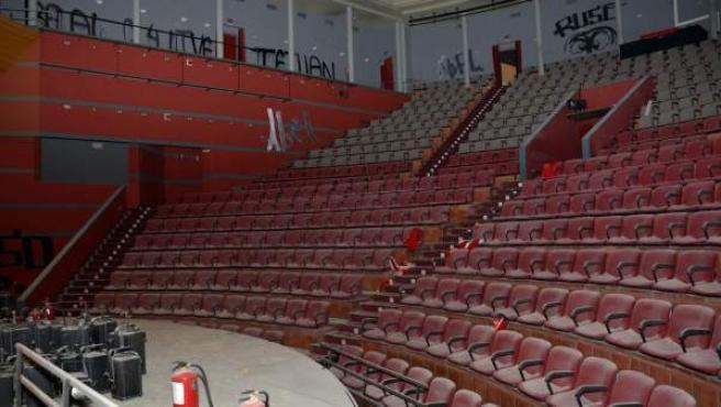 teatro de madrid rehabilitacion cierre