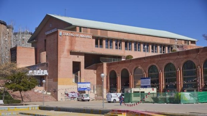 teatro de madrid rehabilitacion