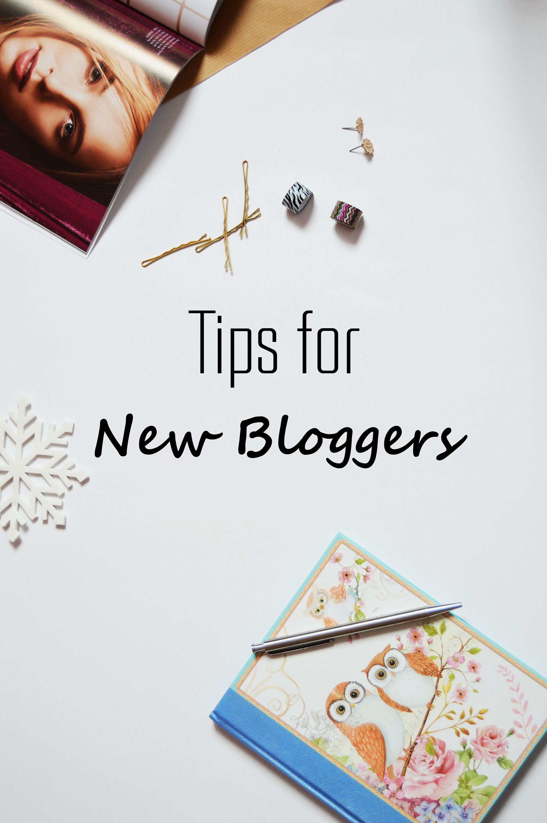 Blogging tips for new bloggers | If you want to grow your blog, however you don't know where to start with then you should check out these tips which will be helpful for a good start. Click through to check out all the tips.