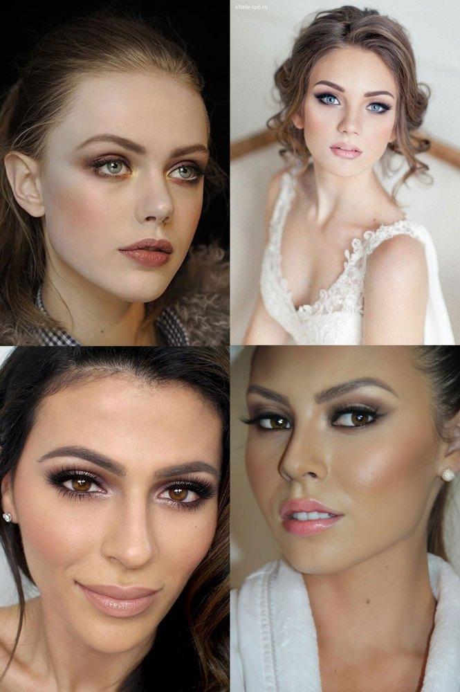 Wedding Hair and Makeup Inspirations