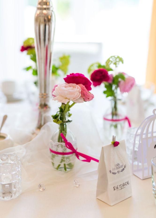 Wedding Decorations - DIY Vase
