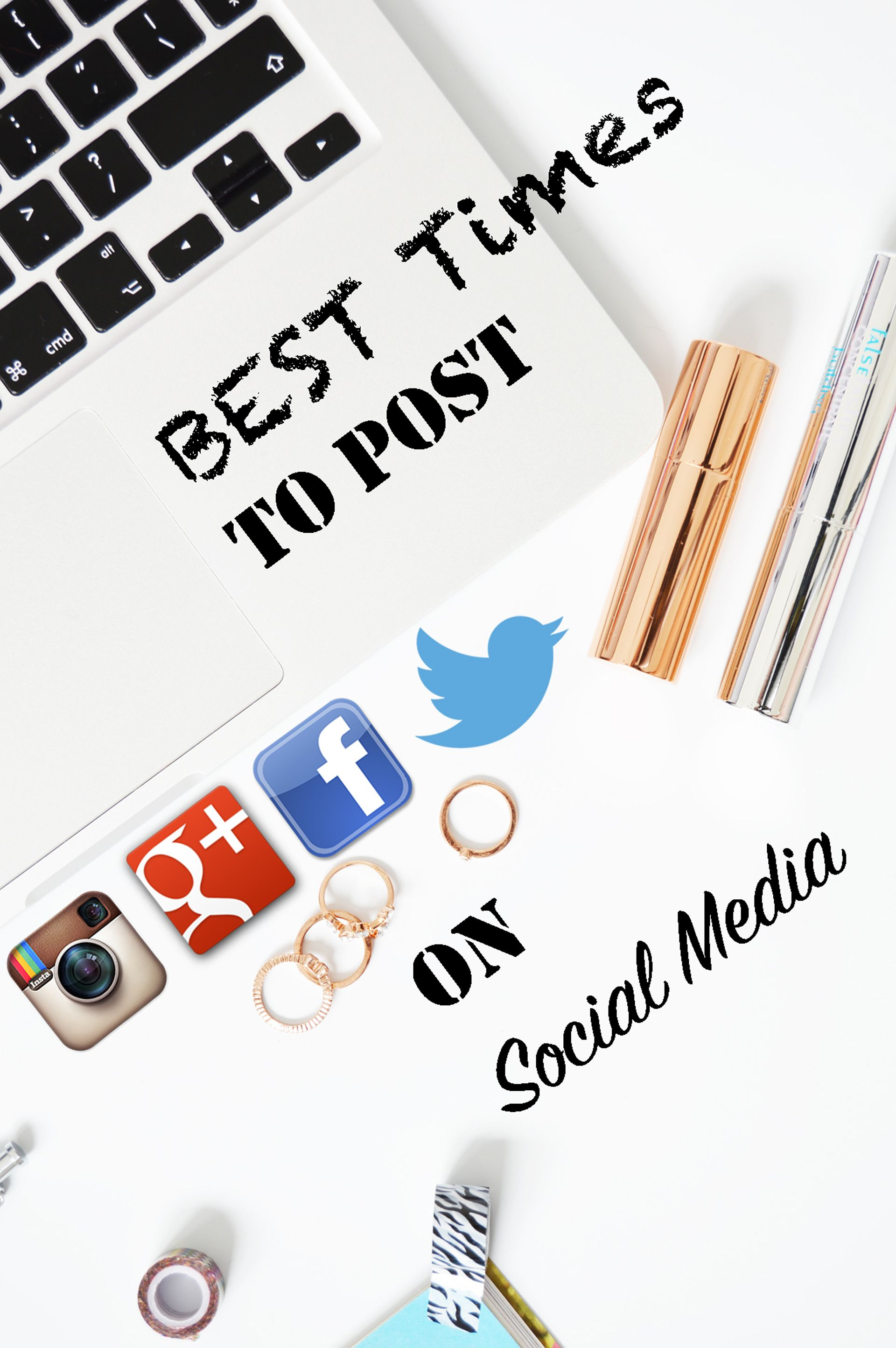 Best times to post on social media to increase your traffic and get more impressions