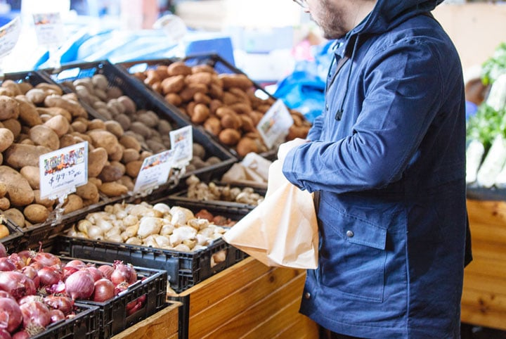 Des aliments à consommer de préférence bio