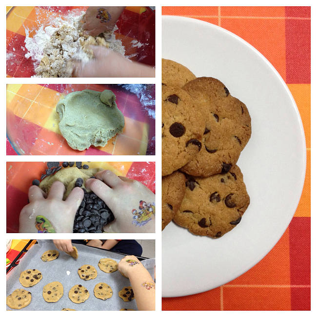 Cómo hacer cookies