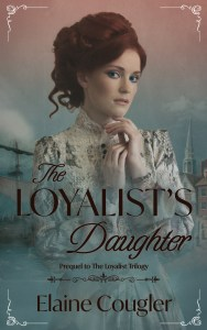 cover The Loyalist's Daughter