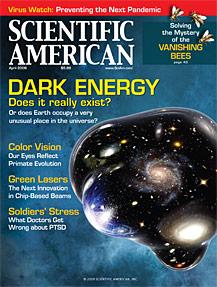 Scientific American, April 2009