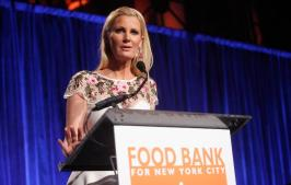Sandra Lee speaking Food Bank NYC - Forbes 2015