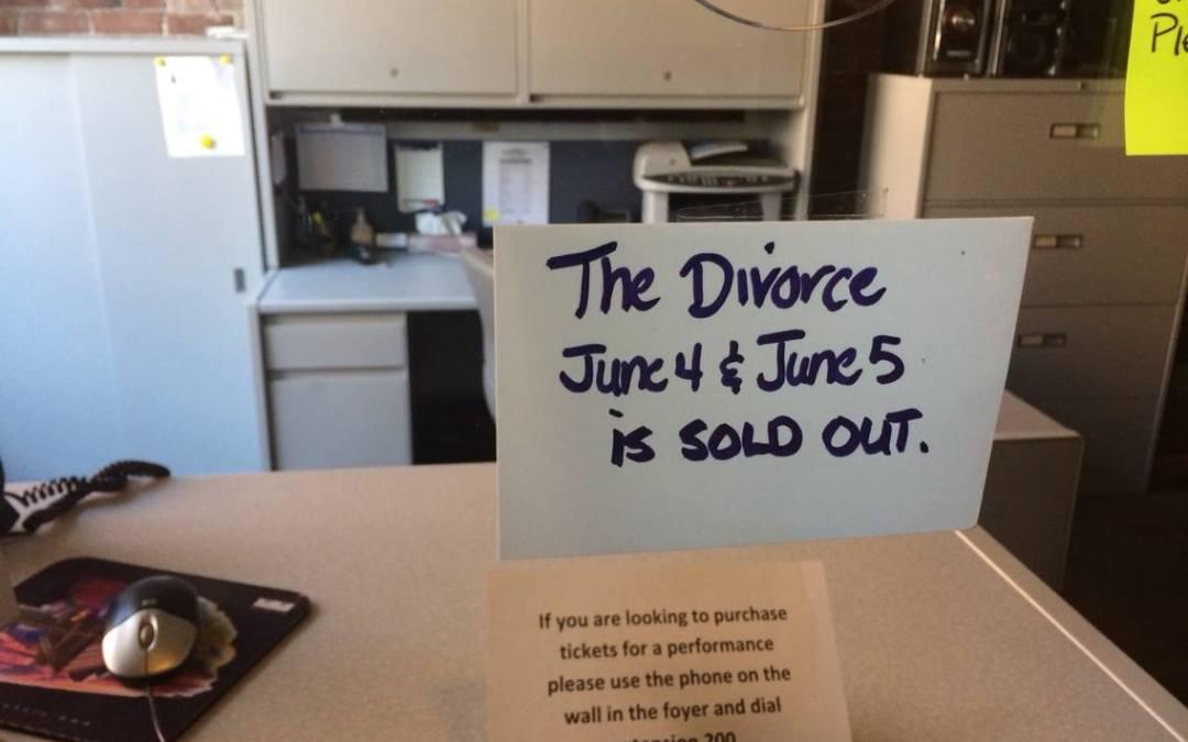 The Divorce Movie
