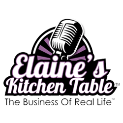 Elaine's Kitchen Table Logo