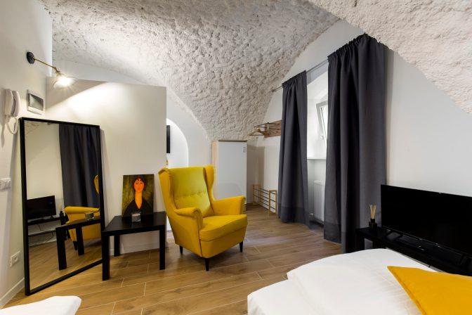 Doppelzimmer Apartment4