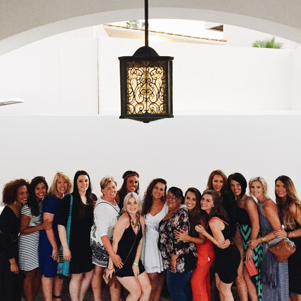 Bachelorette Party in Cabo San Lucas - elanaloo.com