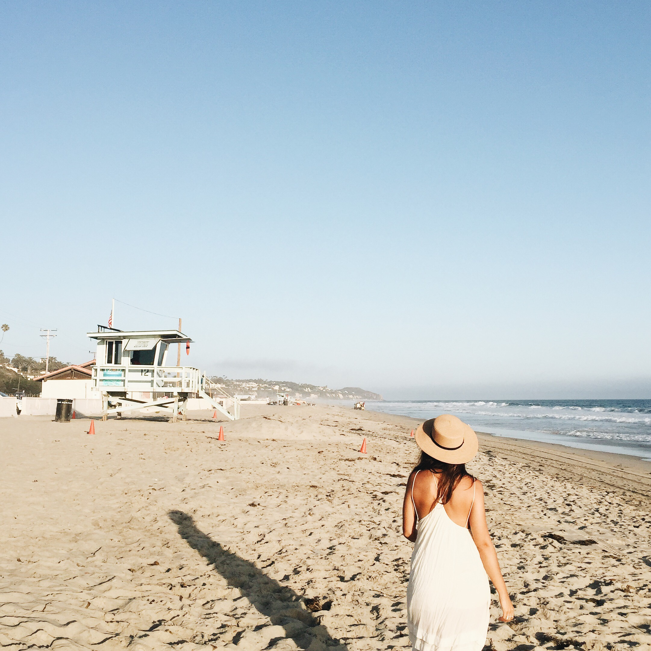 Zuma Beach in Malibu, CA  - elanaloo.com