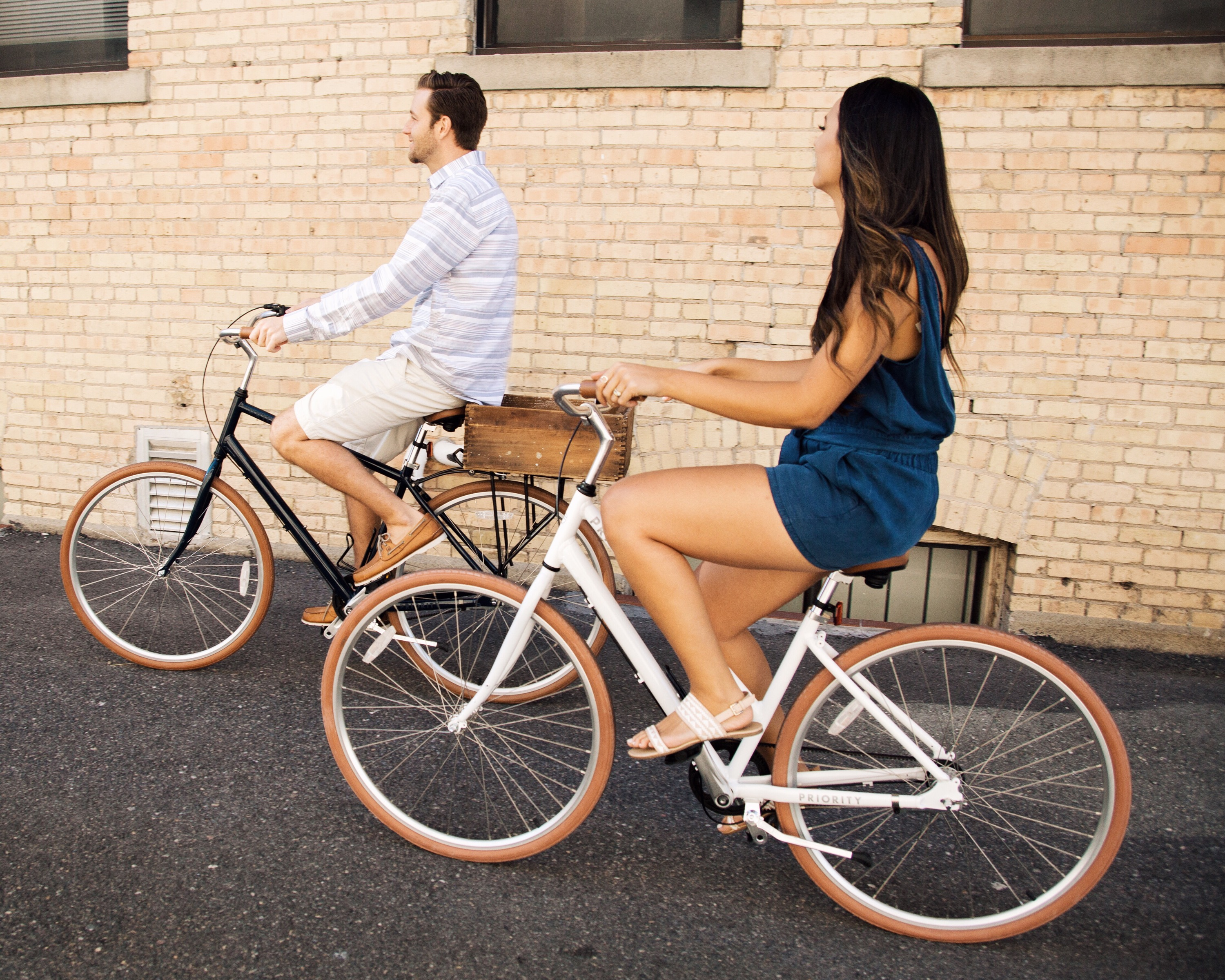 The Perfect Bikes from Priority Bicycles - Classic Cruisers | elanaloo.com