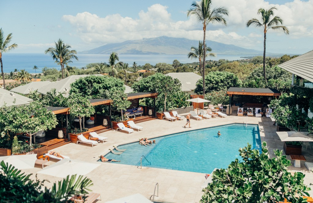 Our Weekend Trip To Maui | Maui Recommendations | Maui Travel Guide | Travel Blogger's Guide To Maui | Best Hotel in Maui | Best Place to Stay in Maui | Romantic Getaway in Maui | Hotel Wailea | Relais & Chateux Property on Maui | Photo by Elana Jadallah via @elanaloo + elanaloo.com