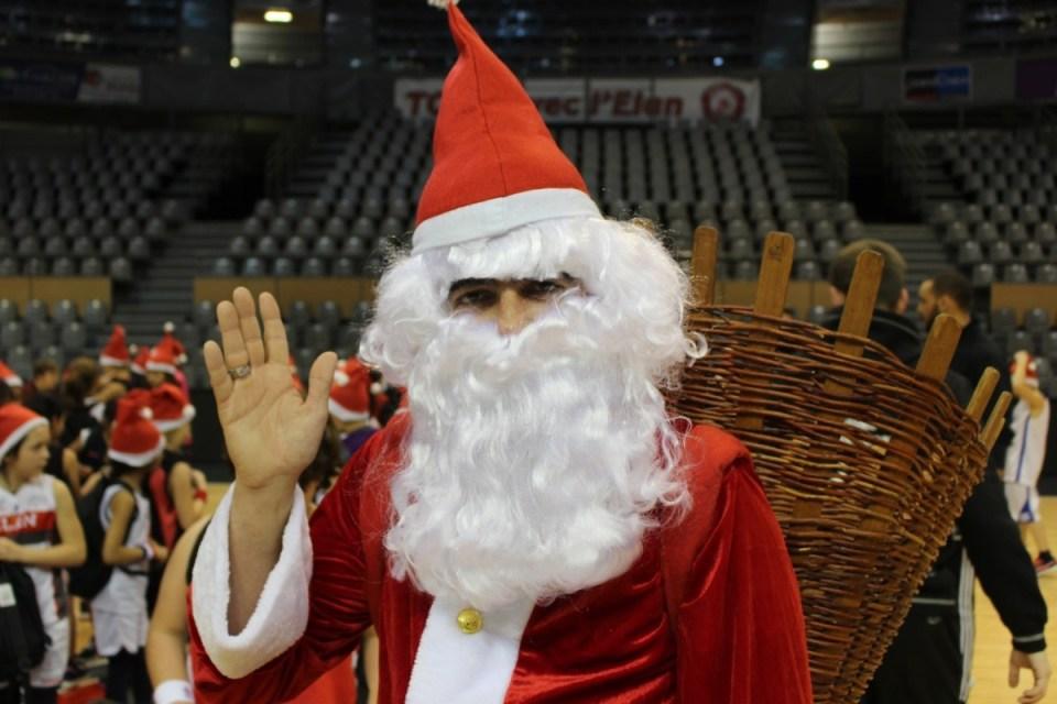 Le père Noël est attendu le mercredi 19 décembre 2018