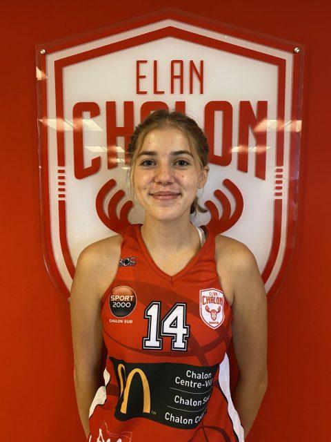 U18F1 Louane CATALDO