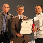 Ministerio de Cultura reconoce a Jorge Caridad como promotor de artesanía dominicana a nivel nacional y exterior