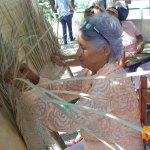 El guano, el cuero de chivos y la cana en artesanía son fuentes de ingreso