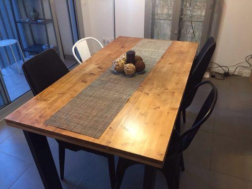 mesa-estilo industrial-2
