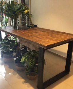 mesa-estilo-industrial-rustica