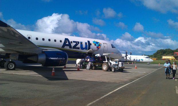Los dos buques insignia de Azul: ATR y Embraer