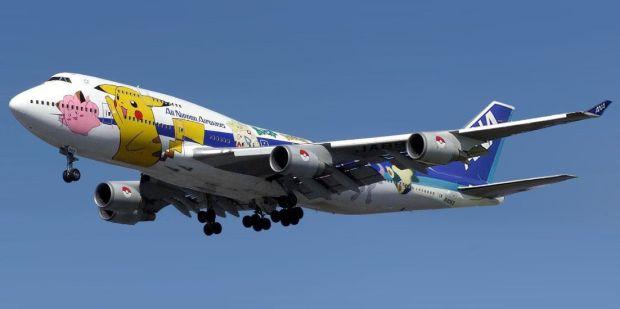 747-400 Pikachuuu (Arpingstone CC)