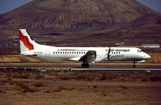 La difunta Air Europa Canarias (Konstantin von Wedelstaedt)