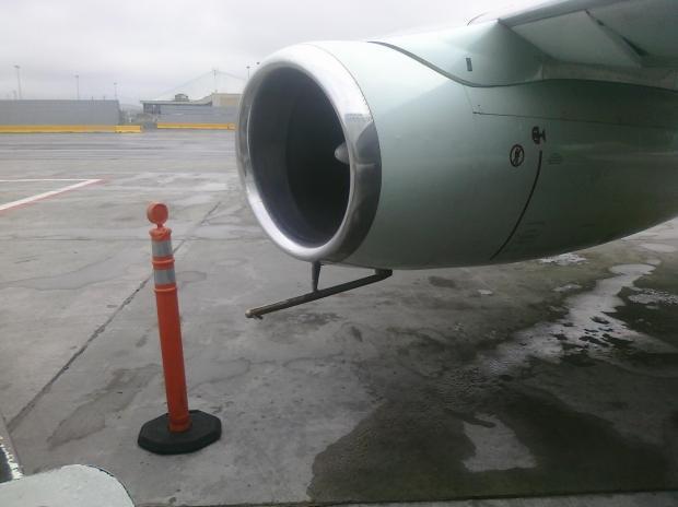 Boeing 737-200 gravelkit
