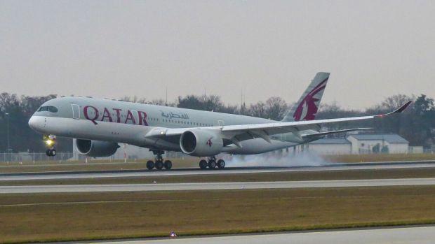 A350 Qatar vs Airbus