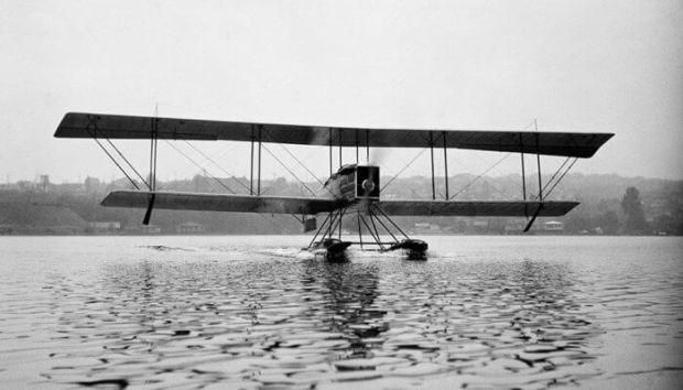 Boeing Model 1, la primera creación de Bill Boeing y Conrad Westervelt (Boeing)