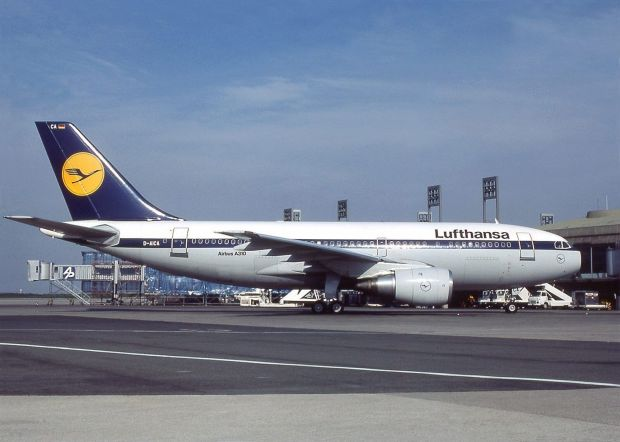 A310 Lufthansa