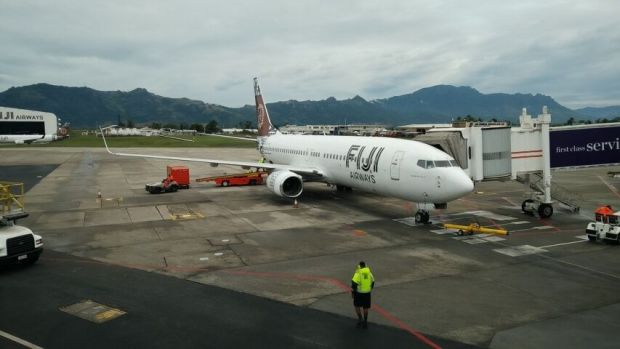 Boeing 737-800 Fiji Airways