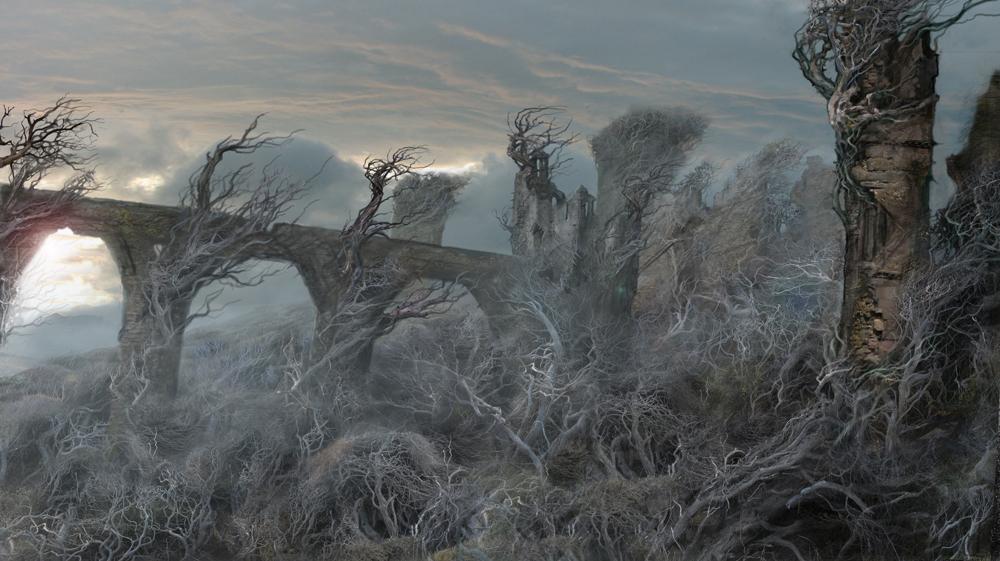 Le Hobbit Des Concepts Arts De John Howe Et Alan Lee