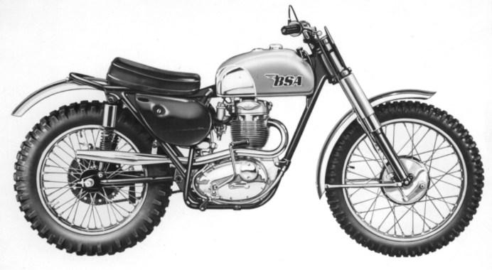 1957 BSA Victor Grand Prix