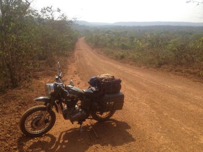 BR-010 no interior de Tocantins