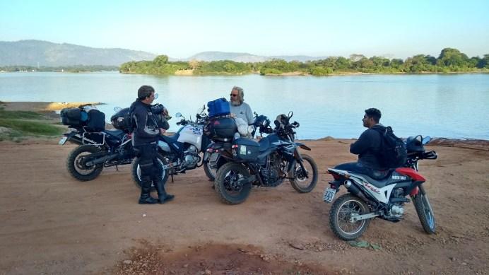 Partindo de São Felix do Xingu
