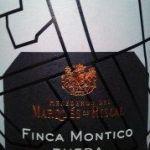 Finca Montico 2011, un buen Rueda de padre riojano.