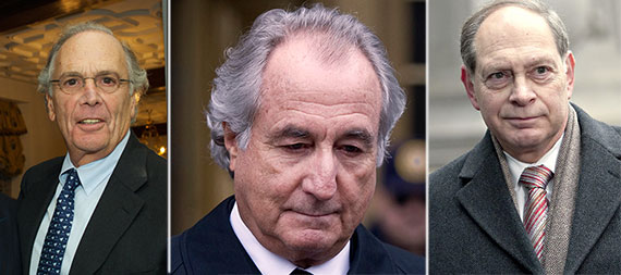 Blumenfeld's Questionable Relationship with Crook Bernie Madoff