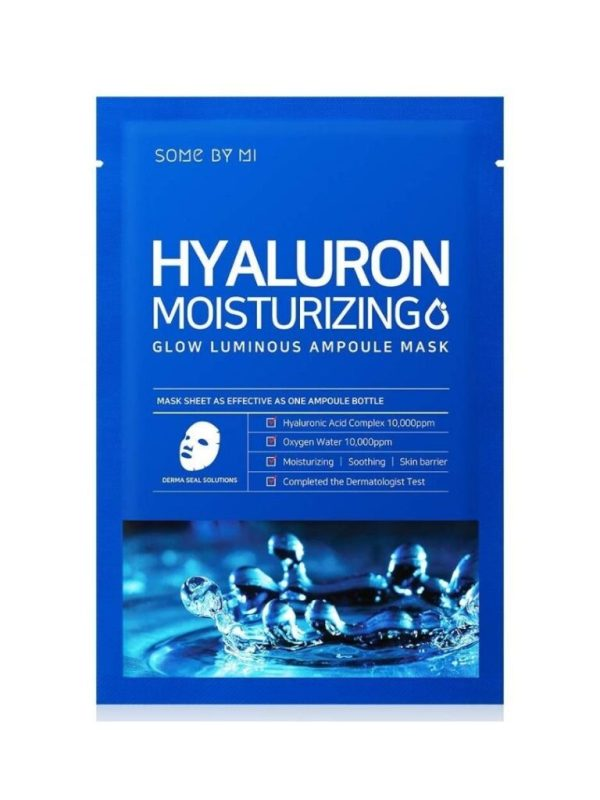 some by mi hyaluron moisturizing mask