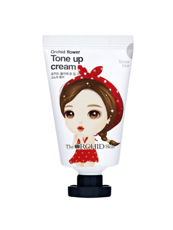 the orchid skin tone up cream