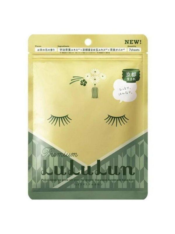 lululun-premium-green-tea-mask-sheet-