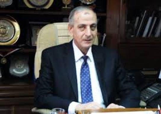 اللواء سعيد أبو حمد، مدير أمن المنوفية