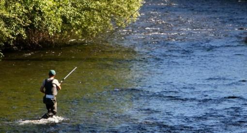 imagen de un pescador