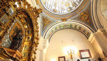 ccdf3a35595 Tras el altar de La Encina - El Bierzo Digital